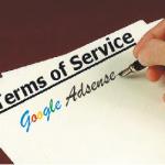För att tjäna pengar med hjälp av google adsense måste du vara bekant med regelverket