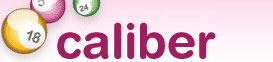 På spelsidan Caliber Bingo tas bingospelandet till nya nivåer